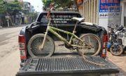 Chiếc xe đạp không phanh của cậu bé vượt 100km xuống Hà Nội thăm em được mua với giá 103 triệu đồng