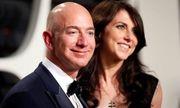 Vợ ông chủ Amazon được chia 35 tỷ USD, trở thành phụ nữ giàu thứ tư thế giới sau vụ ly hôn