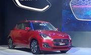 Bảng giá xe Suzuki mới nhất tháng 4/2019: Swift 2019 có giá từ 499 triệu đồng