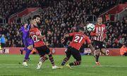 Liverpool kết liễu Southampton, Salah lập kỷ lục vô tiền khoáng hậu