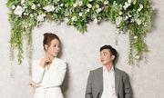 Cường Đô La đăng ảnh cưới với Đàm Thu Trang?