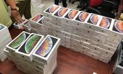 TP.HCM: Tạm giữ lô hàng iPhone, iPad trị giá hơn 4 tỷ đồng