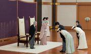 Nhà vua và Hoàng hậu Nhật Bản kỷ niệm đám cưới kim cương trước ngày thoái vị