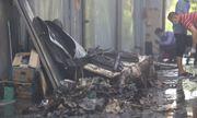 Vụ cháy 8 người chết và mất tích ở Hà Nội: Ai là chủ dãy nhà xưởng?