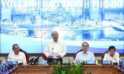 Thủ tướng kỳ vọng TP Hồ Chí Minh luôn là địa phương tiên phong, dẫn đầu