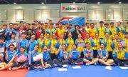 Giải vô địch Karatedo Đông Nam Á 2019: Đội tuyển Việt Nam tạm dẫn đầu sau 2 ngày thi đấu