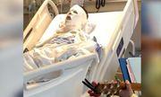 Việt kiều bị tạt axit, cắt gân chân dịp Tết sống trong sợ hãi vì chưa tìm được hung thủ