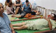 Bình Định: Tất cả nạn nhân bị thương do Lexus tông đã qua cơn nguy kịch