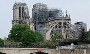 Nga đề nghị cử chuyên gia giỏi nhất tới giúp Pháp xây lại Nhà thờ Đức Bà Paris