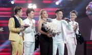 Giọng hát Việt 2019 tập 1: Thanh Hà rơi lệ hạnh phúc vì