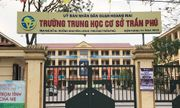 Vụ thầy giáo bị tố dâm ô nhiều nam sinh ở Hà Nội: 7 học sinh đã đi học bình thường