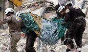Tổ chức Mũ bảo hiểm Trắng bị tố âm mưu dàn dựng tấn công hóa học tại Syria