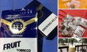Báo động những loại ma túy mới giá rẻ, dễ mua và được ship tận nhà