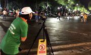 Hà Nội: Ghi hình để xử phạt người xả rác ở phố đi bộ Hồ Gươm