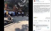 Vụ nam sinh lớp 10 ở Phú Thọ làm bạn gái có thai: Công an Phú Thọ lên tiếng
