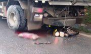 Yên Bái: Thanh niên 18 tuổi bị thương nặng vì tông vào xe tải đang đỗ