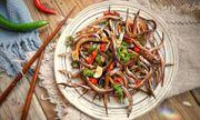 Món ngon mỗi ngày: Trời mát mẻ, làm ngay món cá khô chiên tỏi ớt ngon hết sảy