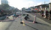 Xe khách giường nằm tông tử vong người phụ nữ đi bộ trên quốc lộ 26