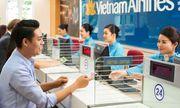 Sốc vì giá từ 350 nghìn/cặp vé khứ hồi không hành lý ký gửi của Việt Nam Airlines