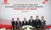 Tập đoàn SK Hàn Quốc chi 1 tỷ USD mua cổ phiếu Vingroup