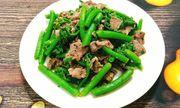 Món ngon mỗi ngày: Rau bí xào thịt bò cực ngọt cho bữa tối thứ 6