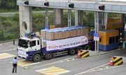 Hàn Quốc hỗ trợ nhân đạo 8 triệu USD cho Triều Tiên