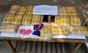 Bắt giữ hai đối tượng buôn bán trái phép 120.000 viên ma túy tổng hợp