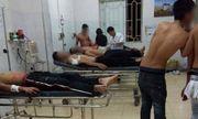 Hai nhóm trai làng hỗn chiến do ghen tuông, 6 người nhập viện cấp cứu