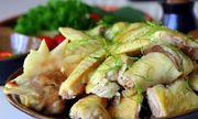 Bí quyết làm gà hấp lá chanh thơm ngon, khó cưỡng cho bữa tối thêm đậm đà