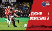 Buriram 1-0 Muangthong: Văn Lâm \