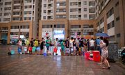 Hàng nghìn người dân KĐT Tân Tây Đô