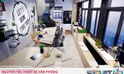 Nguyên tắc thiết kế văn phòng từ những startup thành công
