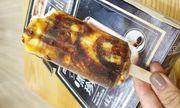 Phát sốt với kem trân châu đường đen có giá 400.000 đồng/que