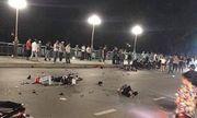 Hai xe máy đấu đầu trong đêm, 4 người thương vong tại Lạng Sơn
