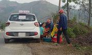 Nghệ An: Tài xế taxi đỡ đẻ bất đắc dĩ giúp sản phụ