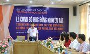 ĐH Đại Nam cấp 500 triệu đồng học bổng Khuyến tài cho SV xã Đông Tiến – Yên phong - Bắc Ninh