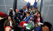 Mexico muốn kìm hãm dòng người di cư đến Mỹ