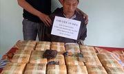 Quảng Bình: Bắt đối tượng vận chuyển 100.000 viên ma túy từ Lào về Việt Nam