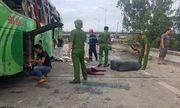 Hé lộ nguyên nhân xe khách lao xuống sông, 9 người thương vong tại Thanh Hóa