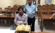 Hà Tĩnh: Phát hiện hai chiếc lục bình gỗ có chứa 40.000 viên ma túy