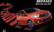 Honda Brio ra mắt tại thị trường Việt Nam vào tháng 6/2019