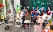 Thí sinh nỗ lực luyện thanh tại Trung Tâm Thanh Nhạc Minh Lộc cho vòng bán kết sắp tới
