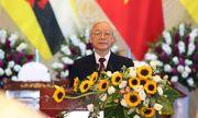 Thông điệp của Tổng Bí thư, Chủ tịch nước Nguyễn Phú Trọng: \'Việt Nam: Đối tác tin cậy vì hòa bình bền vững\'