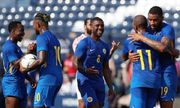 Hé lộ bất ngờ về dàn cầu thủ của Curacao trước trận chung kết King's Cup 2019