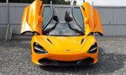 Cận cảnh siêu xe McLaren 24 tỷ của Cường Đô-la