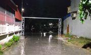 Kiến Thụy - Hải Phòng: Dân tự lập Barie chặn đứng con đường liên thôn tại xã Ngũ Phúc