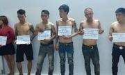Nhóm thanh niên phê rượu, ma túy giả danh cảnh sát hình sự rồi hành hung công an