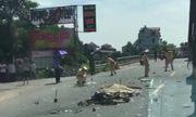 Hà Nam: Hai người bị cán chết do va chạm với xe tải