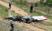 Ám ảnh hiện trường máy bay quân sự rơi ở Khánh Hòa khiến 2 phi công tử vong