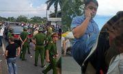 Vụ nhóm thanh niên xăm trổ bao vây xe công an: Bắt